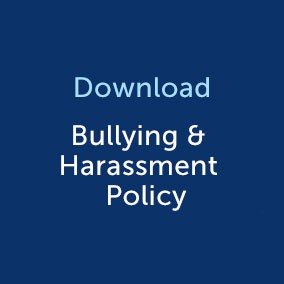 Bullying & Harassment Policy